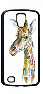 HeartCase Hard Case for Samsung Galaxy S4 Active (i9295 Water Resistant Version) ( Cute Giraffe Animal ) by Maris's Diary