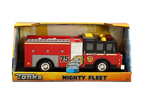 (Tonka Mighty Fleet Fire Pumper)