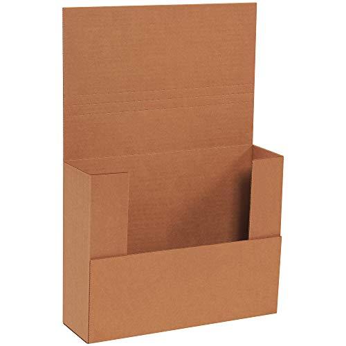 (BOX USA BM1183BFK Easy-Fold Mailers, 11