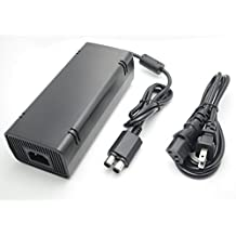 Tolin Replacement 135W Xbox 360 Slim Console Power Supply AC Adapter Power cord