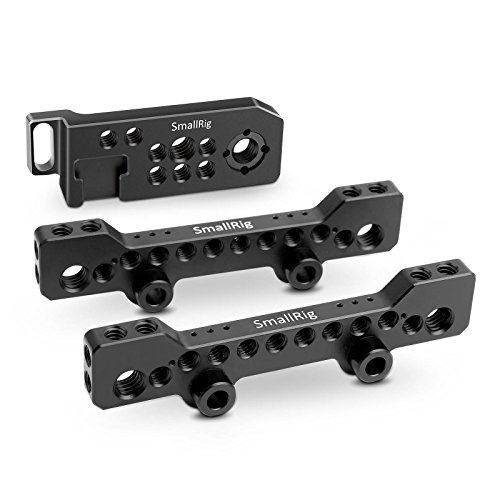 SMALLRIG Right Side Chesse Plate and Top Mounting Plate for Sony PXW-FS5 Camcorder - 1843
