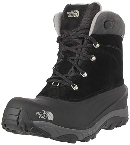 - The North Face Men's Chilkat II Insulated Boot,Black/Griffin Grey,10.5 D - Medium
