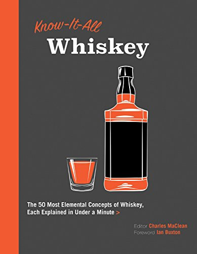 Know It All Whiskey: The 50 Most Elemental Concepts of Whiskey, Each Explained in Under a Minute by Charles MacLean