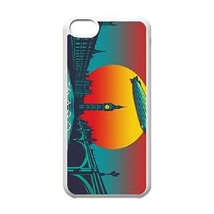 iPhone 5c Cell Phone Case White Led Zeppelin Sunset JTG Justin Bieber Phone Cases