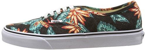 Mixte Adulte black vintage Aloha U White Vintage Authentic Baskets Vans true Basses Multicolore wUfXqCnnO