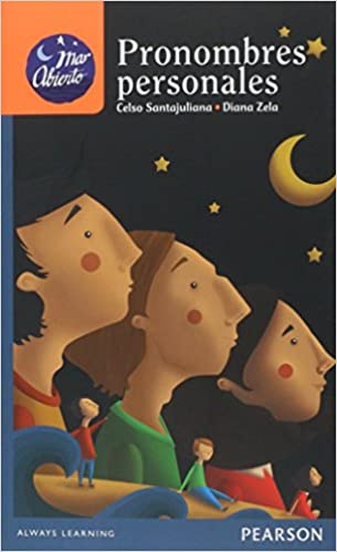 Pronombres Personales: Celso Santajuliana: 9786073235679: Amazon.com: Books