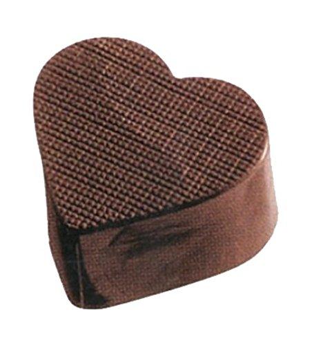 Moldes, Silicona Nogal policarbonato moldes de Chocolate para Bombones Profesionales, Claro, 13 g, 24: Amazon.es: Hogar