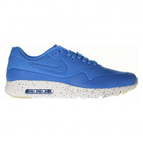 Nike Air Max 1 Ultra Moire - Zapatillas de running Hombre Azul (Azul (Photo Blue/Photo Blue-White))