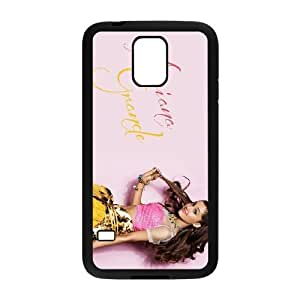 Ariana Grande For Samsung Galaxy S5 I9600 Cell Phone Case Black ADS080984