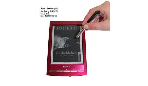 Spartechnik - Lápiz capacitivo para e-reader Sony PRS-T1: Amazon ...