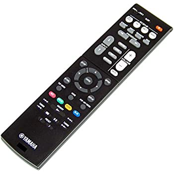oem yamaha remote control originally shipped. Black Bedroom Furniture Sets. Home Design Ideas