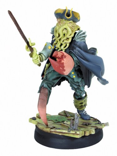 Pirates Of The Caribbean Animated (Pirates of the Caribbean Gentle Giant Animated Maquette Davy Jones)