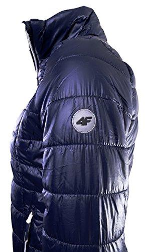 marino Chaqueta azul 4f Damask mujer Jacket wgXqfxfEz