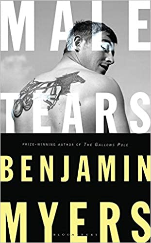 Male Tears Book Cover