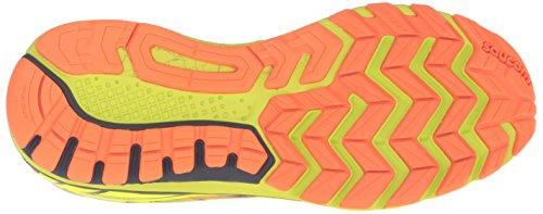 9 Yellow Orange Saucony citron Running Men Shoes Navy Guide 00rEg