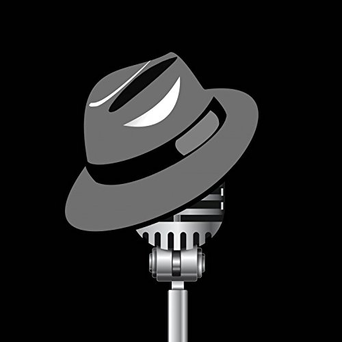 1art1 Posters: Music Poster Art Print - Fedora Hat and Microphone (28 x 28 inches)