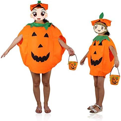 RENS Disfraz De Calabaza De Halloween Traje De Padre E Hijo - Ropa ...