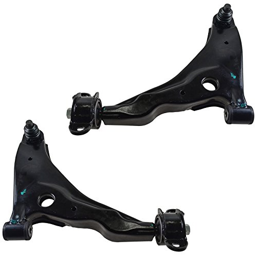 Front Lower Control Arm w/ Ball Joint Pair Set of 2 for Chrysler Sebring Dodge Stratus Mitsubishi Eclipse Galant
