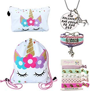Unicorn Gifts Set for Girls |...