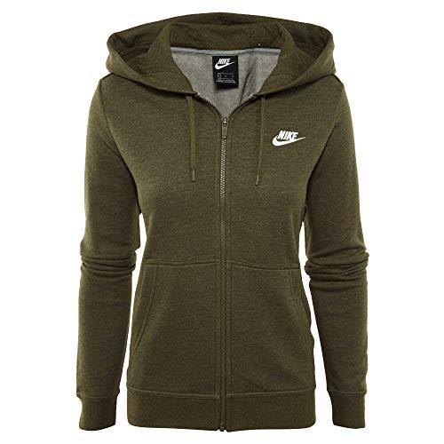 Nike Club Full Zip Hoodie Womens Style: 853930-395 Size: M