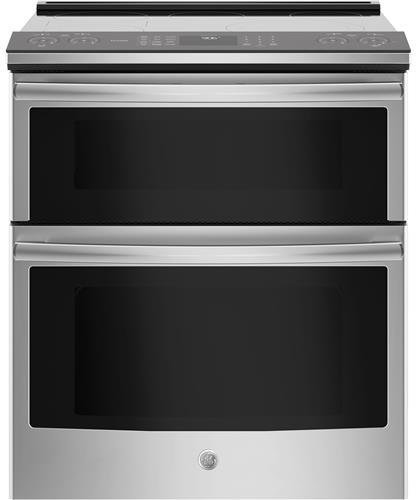 GE PS960SLSS Electric Smoothtop Range Cooktop (Slide In Induction Range With Double Oven)