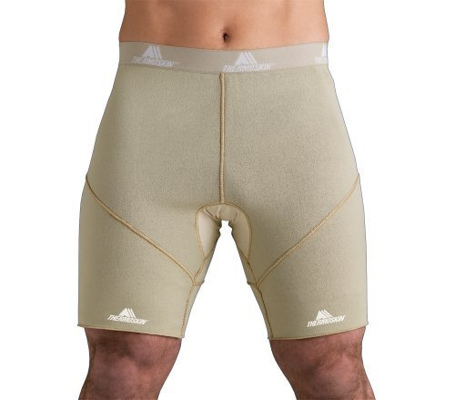 Thermoskin Thermal Shorts Medium Waist 83-88cm and Thigh 54-58cm by United Pacific Industries