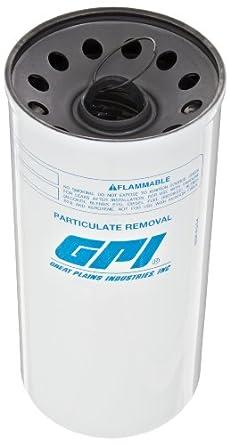 gpi 129340 06, p 40 30 1 5 particulate fuel filter, 40 gpm 151 lpm Fuel Filter Diagram Fuel Filter P #4