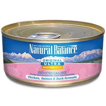 Natural Balance Original Ultra Reduced Calorie Cat Food