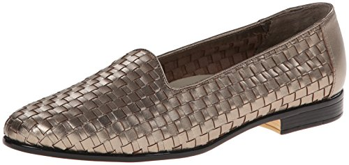 Trotters Women's Liz Loafer Pewter