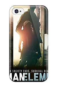 High Quality Human Element 2015 Game Case For Iphone 4/4s / Perfect Case