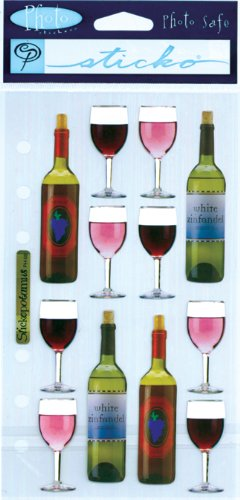 Lighthouse Wine - Sticko Stickers - Photo Stickers Wine