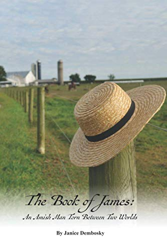 The Book of James: An Amish Man Torn Between Two Worlds (The Bond Woman Series)]()