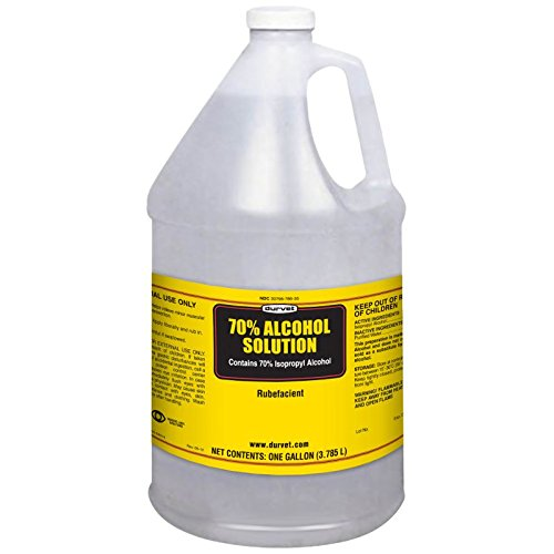 Isopropyl Alcohol 70% 70 Alcohol Gallon