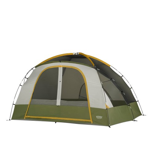 Amazon.com  Wenzel Evergreen Tent - 6 Person  Family Tents  Sports u0026 Outdoors  sc 1 st  Amazon.com & Amazon.com : Wenzel Evergreen Tent - 6 Person : Family Tents ...