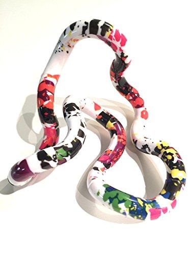 Tangle Jr. Artist Collection Sensory Fidget Toy, Colors Vary
