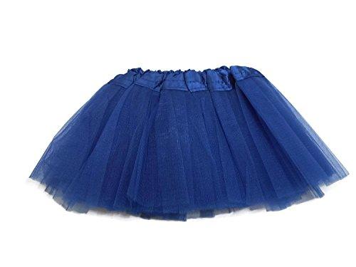 Rush Dance Ballerina Infant/Little Girls Princess Fairy Costume Recital Tutu (Infant (Newborn - 3 Years), Royal (Halloween Costumes For Bigger Girls)