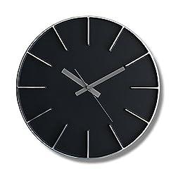 Edge Clock AZ - 0115 Black