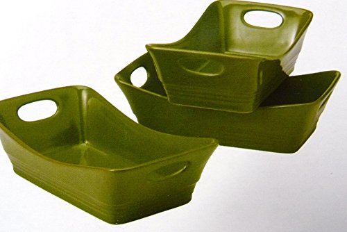 Ceramic Serving Dishes Set Green product image