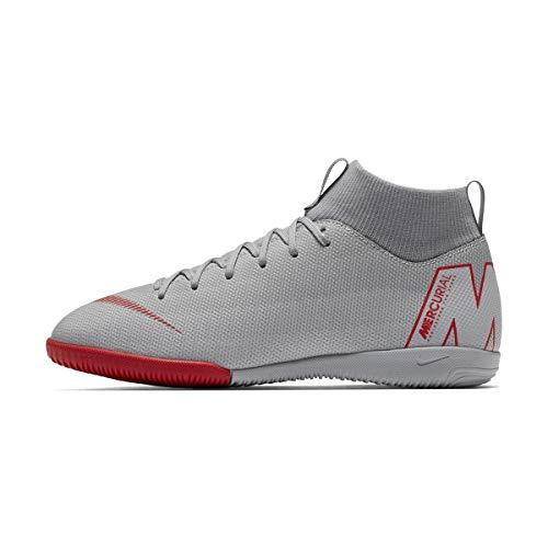 Chaussures wolf Pure Mixte 6 Superfly Enfant Lt Gs Grey Multicolore Jr Academy 060 Platinum Nike Futsal Crimson Ic De q7HAY7a
