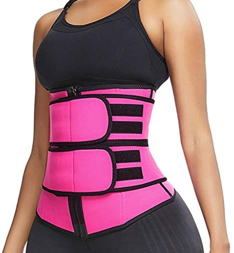 fartey Waist Trainer for Women Body Shaper Bodysuit Firm Control Shapewear Motion Abdominal Band Corset