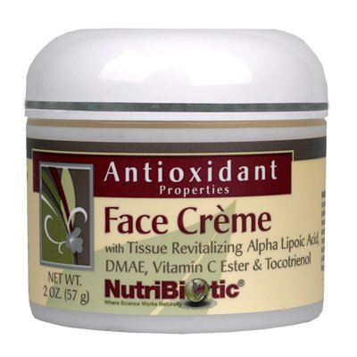 Nutribiotic Antioxidant Face Creme, 2 (Plus Antioxidant Face Cream)