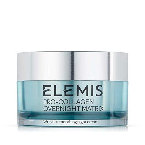 ELEMIS Pro-collagen Overnight Matrix, Wrinkle Smoothing Night Cream, 1.6 fl. oz (Elemis Pro Collagen Marine Cream Spf 30)