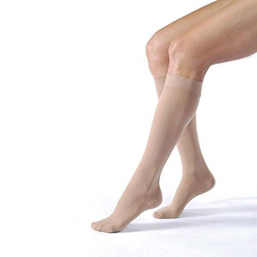 Relief 30-40 mmHg Closed Toe Knee High Unisex Support Stocki