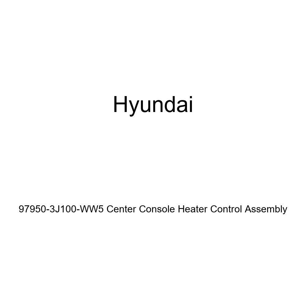 Genuine Hyundai 97950-3J100-WW5 Center Console Heater Control Assembly
