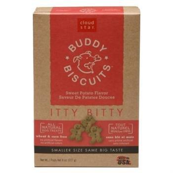 Itty Bitty Buddy Biscuits - 8 oz - Sweet Potato Madness