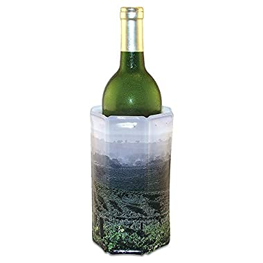 Vacu Vin Rapid Ice Wine Cooler - Vineyard