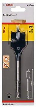 Bosch 2608595499 Self Cut Speed Spade bit, Hexagon, 35 mm