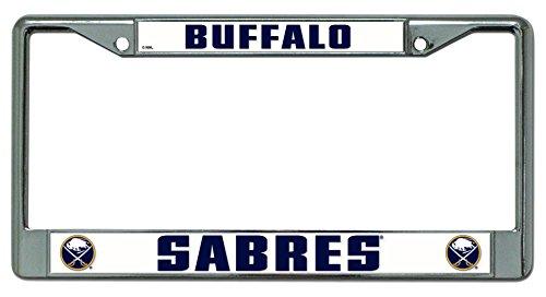 Rico NHL Buffalo Sabres Chrome Plate (Buffalo Sabres Metal)
