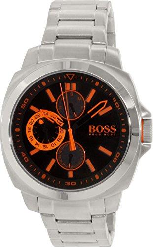 Hugo Boss Men's 1513117 Silver Stainless-Steel Quartz Watch