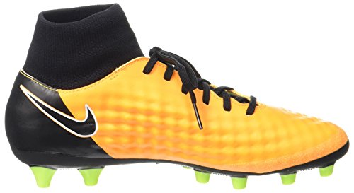 Magista Fit Dynamic Ii Black white Shoes White Orange white Pro Men Laser Footbal White volt Nike Orange Onda Ag XRqwSfxC